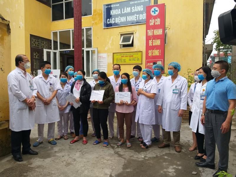 Sau một ngày xét nghiệm dương tính, bệnh nhân 188 lại âm tính - Ảnh 1