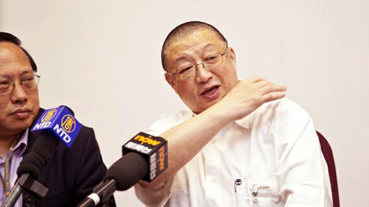 """Thế hệ thứ hai của ĐCSTQ Trần Bình đã chấp nhận một cuộc phỏng vấn độc quyền với truyền thông Hoa Kỳ và nói về câu chuyện """"thảo luận về việc ở lại của Tập Cận Bình""""."""