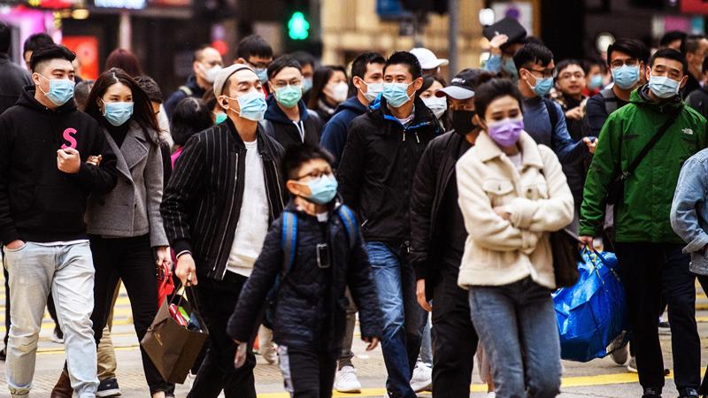 Hong Kong đã trở thành một trong những ví dụ về các nơi đang chủ động trước dịch bệnh.