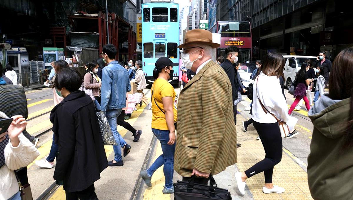 Virus Vũ Hán tấn công vào giới nhà giàu Hồng Kông, một người bị nhiễm bệnh không có triệu chứng (ảnh 1)