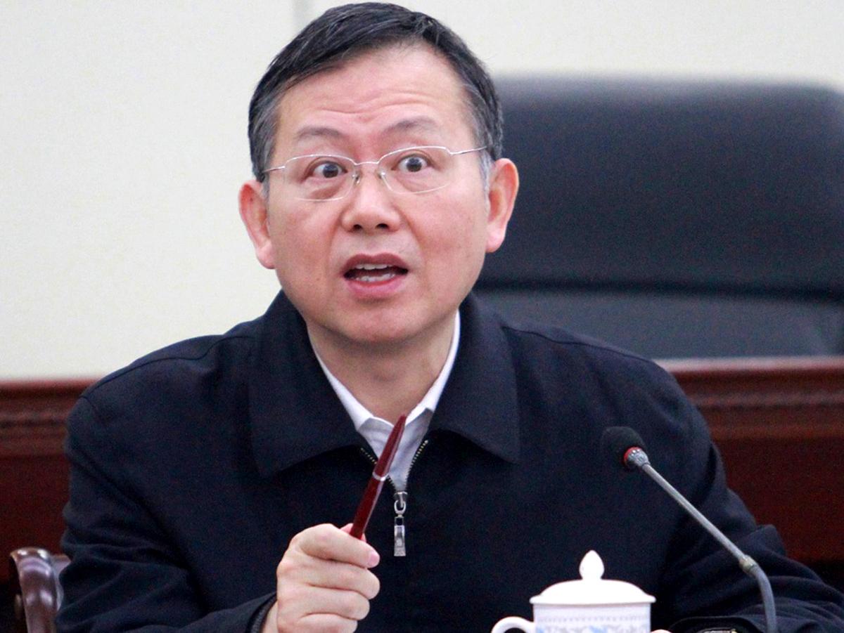 """Đang lúc dịch bệnh hoành hành, Bộ trưởng Bộ Quản lý Khẩn cấp Trung Quốc lại """"mất tích"""" hơn một năm (ảnh 2)"""