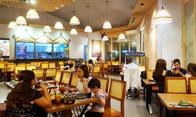 Các dịch vụ ăn uống sẽ được nới lỏng sau 22/4 tại Huế. (Ảnh qua dantri)