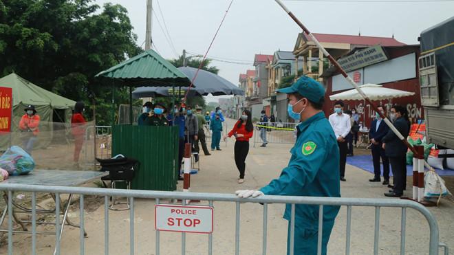 Bệnh nhân thứ 267 nhiễm virus Vũ Hán, tiếp tục ở thôn Hạ Lôi - Ảnh 2