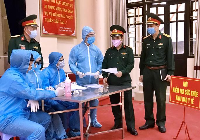 Bắc Ninh triển khai các biện pháp phòng chống dịch Vũ Hán (Covid-19). (Ảnh qua nld)