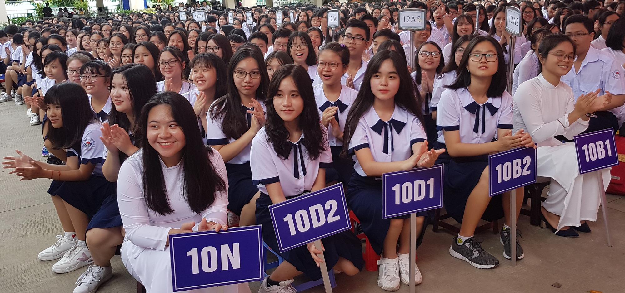 4 tỉnh, thành phố cho học sinh trở lại trường ngày 23/4. (Ảnh qua tuoitre)