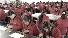 Tù nhân tại trại lao động như Mã Tam Gia.