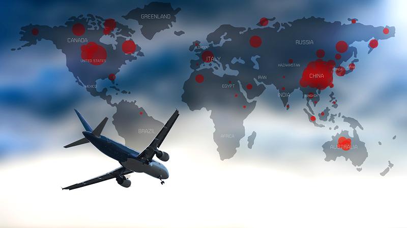 Đi máy bay trong mùa dịch bệnh, ngồi chỗ nào mới an toàn? (ảnh 1)