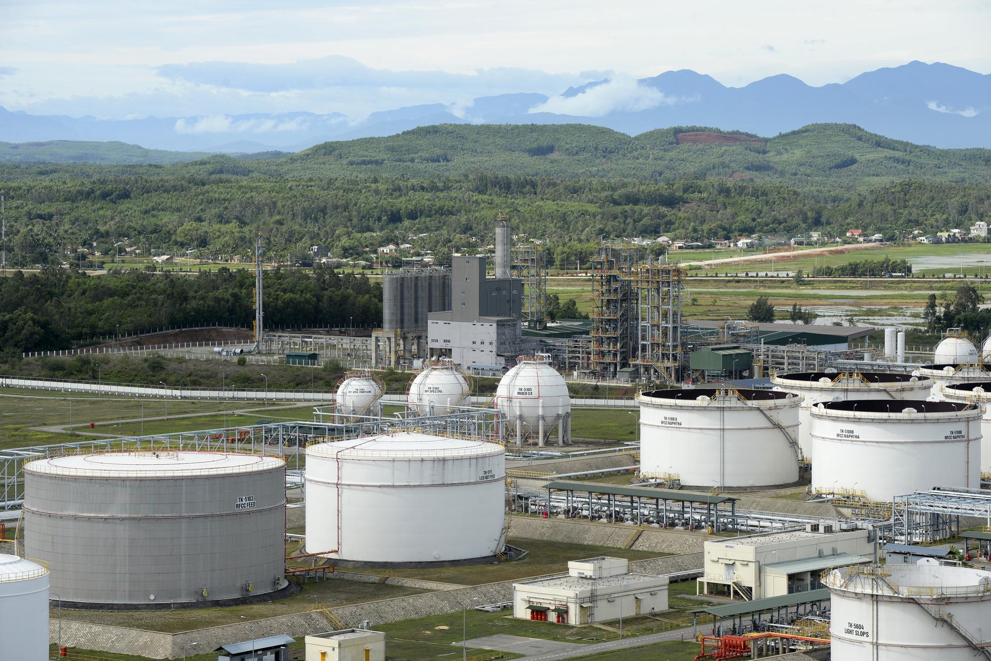 Nhà máy lọc dầu Dung Quất lỗ hơn 2.300 tỷ đồng trong quý 1/2020.