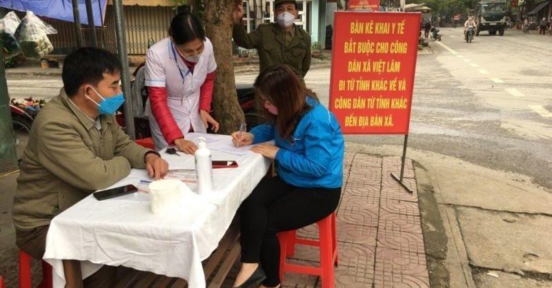 Bệnh nhân thứ 268 nhiễm virus Vũ Hán, ở Hà Giang - Ảnh 1