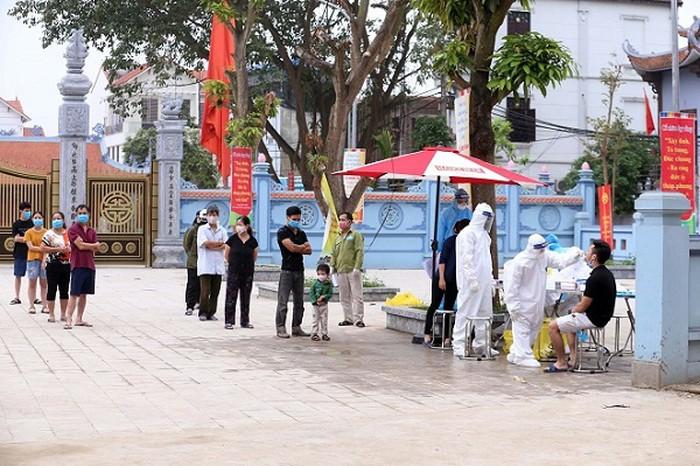 Bệnh nhân thứ 267 nhiễm virus Vũ Hán, tiếp tục ở thôn Hạ Lôi - Ảnh 1