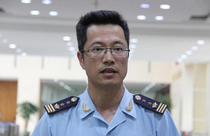 Ông Âu Anh Tuấn, Cục trưởng Cục Giám sát quản lý về hải quan, Tổng cục Hải quan. (Ảnh qua dantri)