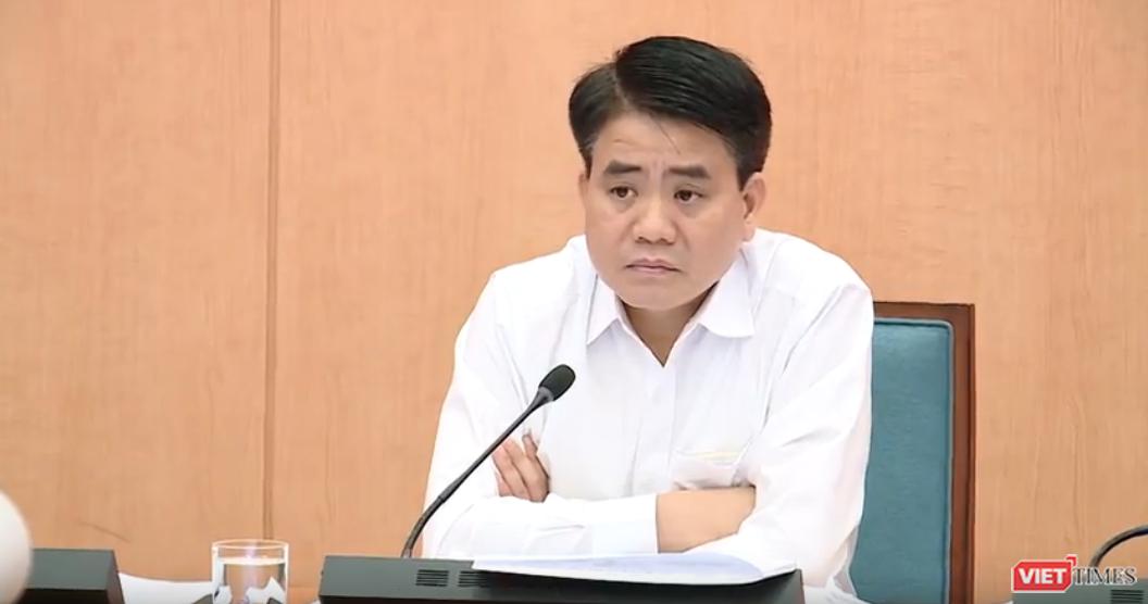 Ông Nguyễn Đức Chung 7.000 xét nghiệm từ 19-24 -3 ở BV Bạch Mai không có giá trị 2