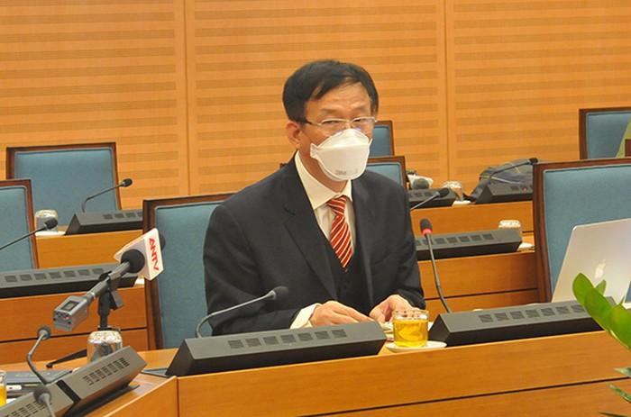 Ông Nguyễn Đức Chung 7000 xét nghiệm từ 19-24-3 ở BV Bạch Mai không có giá trị