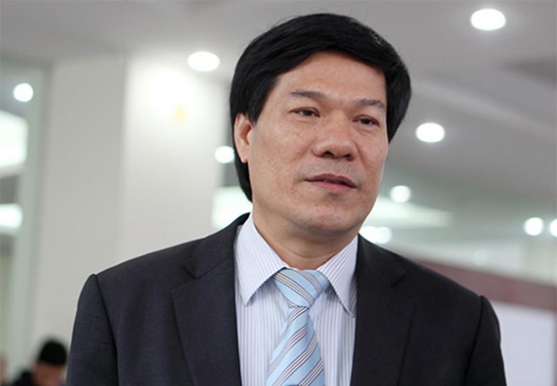 Ông Nguyễn Nhật Cảm, giám đốc Trung tâm Kiểm soát bệnh tật Hà Nội. (Ảnh qua tin247)