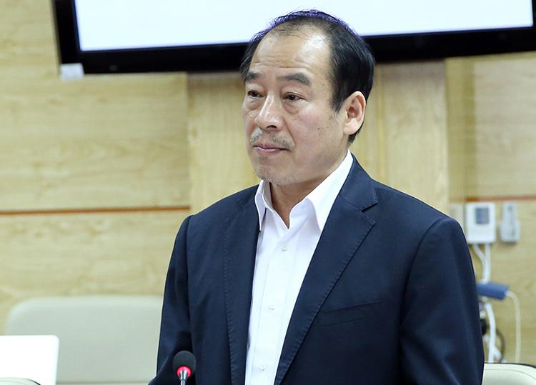 Phó giáo sư Trần Đắc Phu, cố vấn cao cấp Trung tâm Đáp ứng khẩn cấp sự kiện y tế công cộng Việt Nam. (Ảnh qua vnexpress)