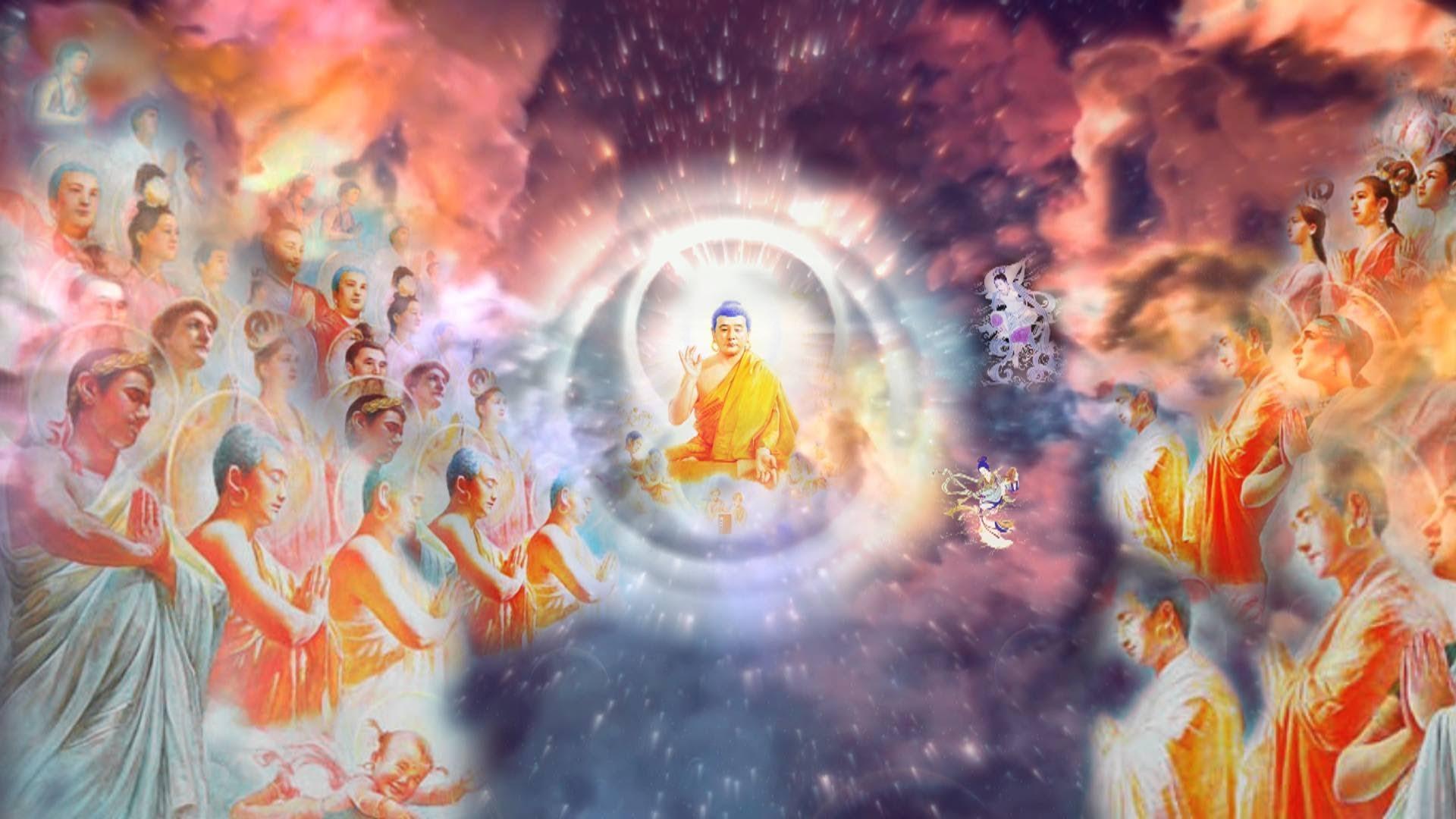 Phật Chủ truyền Phật Pháp!