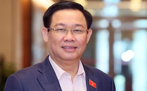 Quốc hội sẽ xem xét miễn nhiệm chức phó thủ tướng của ông Vương Đình Huệ tại kỳ họp thứ 9 diễn ra vào giữa năm. (Ảnh qua cafef)