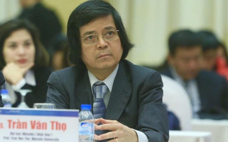 Thông tin GS Trần Văn Thọ 'tặng 2.000 máy trợ thở' là không chính xác