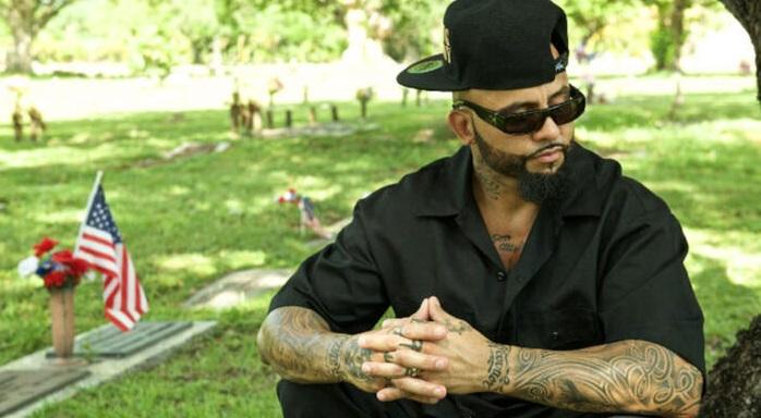 u thủ lĩnh băng đảng, anh Rene 'Level' Martinez, 45 tuổi, từng là một tay khủng bố khét tiếng ở Miami