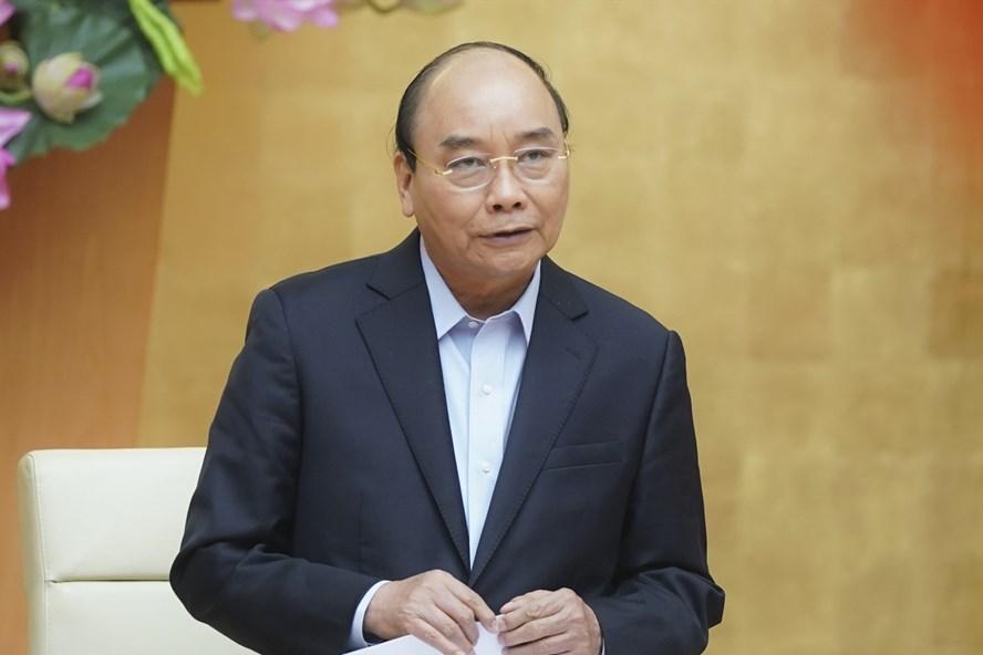 Thủ tướng Chính phủ Nguyễn Xuân Phúc. (Ảnh qua laodong)