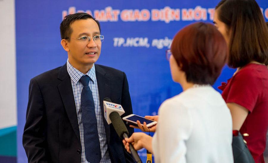 Tiến sĩ Bùi Quang Tín là một chuyên gia kinh tế nổi tiếng. (Ảnh qua vietnamnet)