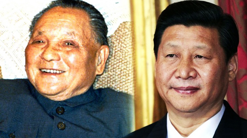 Gia tộc Đặng Tiểu Bình, bắt đầu xúi giục cải cách, âm mưu lật đổ Tập Cận Bình?