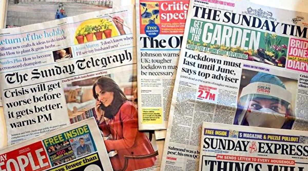 Nhà báo kỳ cựu người Anh: Truyền thông phương Tây đang bị ĐCSTQ đùa giỡn (ảnh 1)