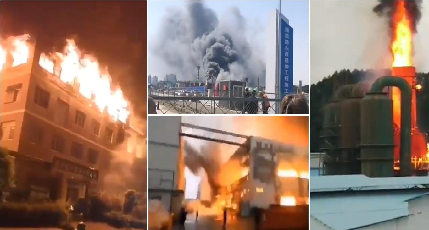 Bị chính quyền ép hoạt động trở lại, nhiều doanh nghiệp phải tự đốt xưởng