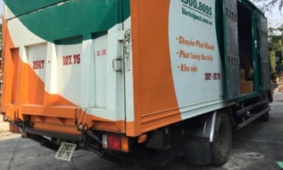 Viettel Post bị tố làm 'mất' 4.000 khẩu trang từ thiện của khách hàng. (Ảnh qua dautuonline)