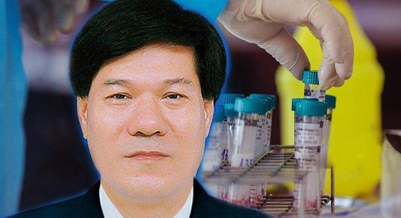 Bộ Công an cho biết CDC Hà Nội đã nâng giá hệ thống xét nghiệm  virus Vũ Hán (Covid-19) là Realtime PCR từ 2,3 tỷ lên 7 tỷ đồng. (Ảnh qua laodong)