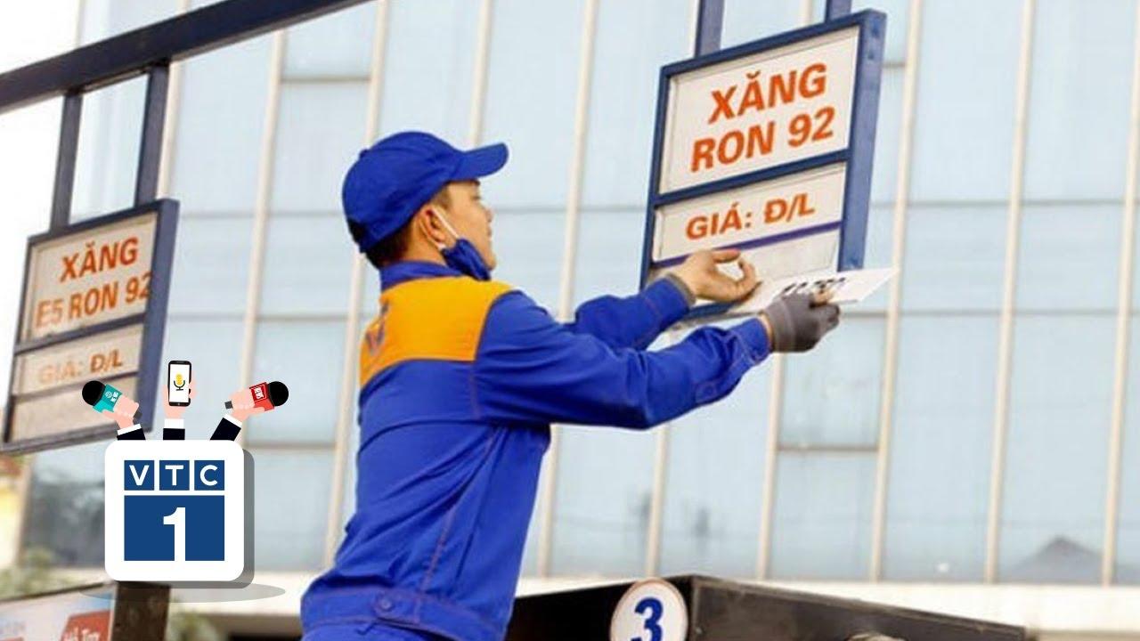 Giá xăng trong nước tiếp tục giảm còn hơn 10.000 đồng/lít. (Ảnh qua luatvietnam)