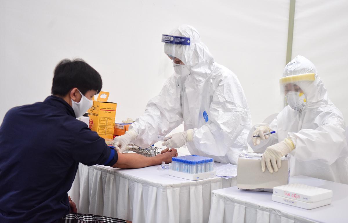Thêm 4 ca mới dương tính virus Vũ Hán, Việt Nam ghi nhận 255 người nhiễm. (Ảnh qua vnexpress)