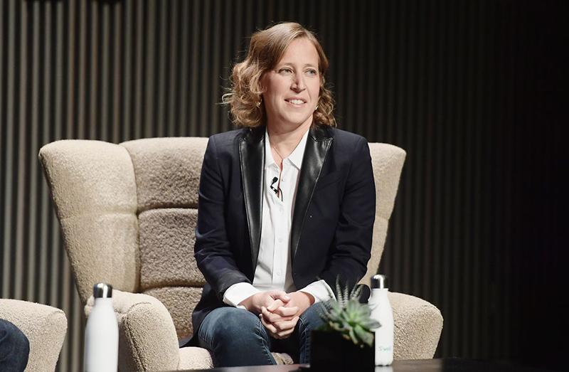 Susan Wojcicki – CEO của YouTube