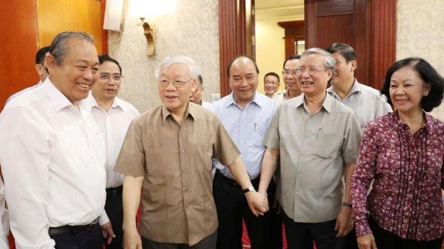 Tổng Bí thư Nguyễn Phú Trọng: Đức nặng hơn Tài - Ảnh 1