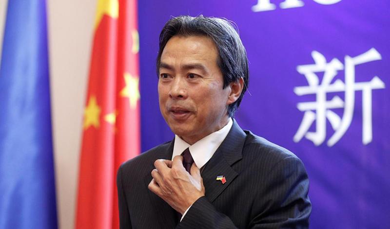 Đại sứ Trung Quốc tại Israel, Đỗ Vĩ (Du Wei) mới đây đã đột tử tại nhà riêng ở thành phố Tel Aviv