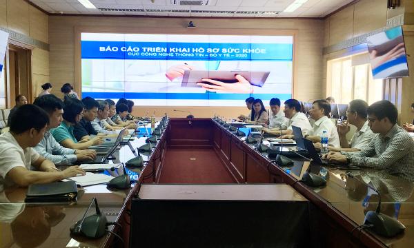 Bộ Y tế và BHXH Việt Nam thống nhất xây dựng hồ sơ sức khỏe điện tử
