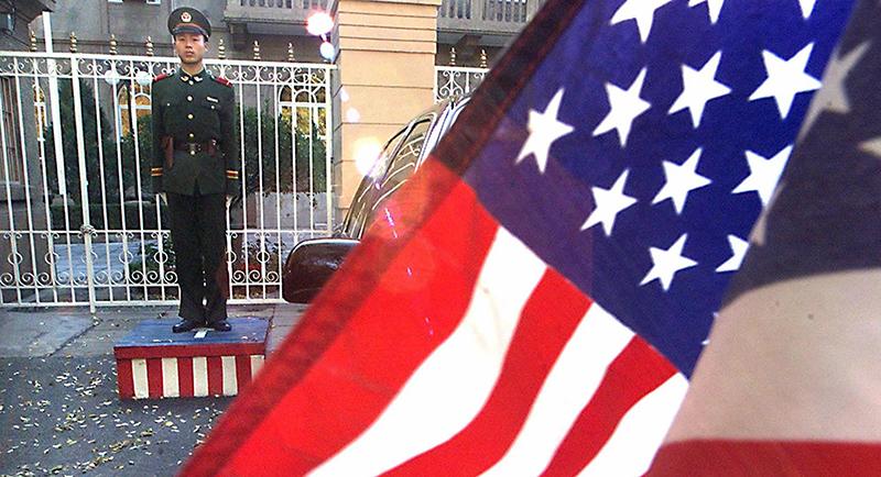 ĐCSTQ lợi dụng sự giúp đỡ của Hoa Kỳ để củng cố sức mạnh và quyền lực, giờ đây lại quay ngược lại đe dọa đến an ninh quốc gia của Hoa Kỳ.