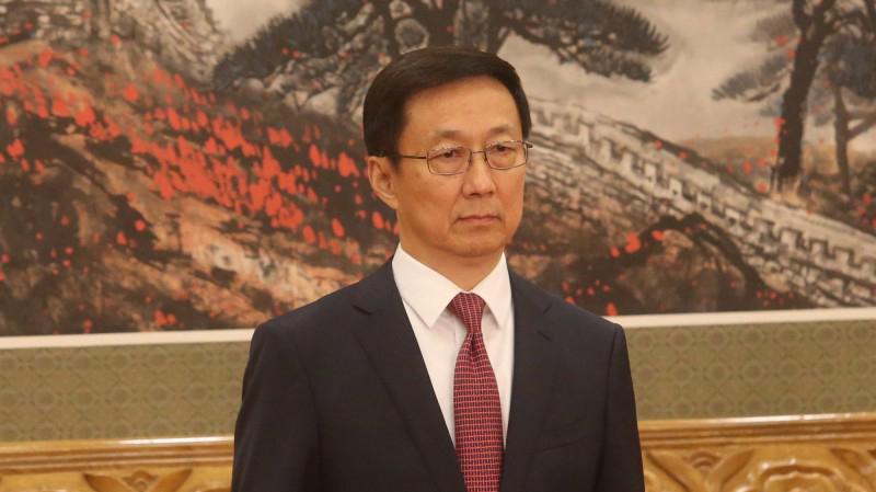 """Hàn Chính - Phó thủ tướng Thường trực Quốc vụ viện Trung Quốc, trưởng ban điều phối công tác Hồng Kông - Ma Cao đã nói rằng, vì để đối phó với phong trào phản đối dự luật dẫn độ """"Luật An ninh Quốc gia phiên bản Hồng Kông"""" đã được đưa ra vào tháng 10 năm ngoại, hơn nữa """"nhất định phải được thực thi""""."""