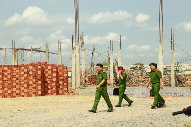 Vụ sập công trình ở Đồng Nai: Tạm giữ hình sự 3 người