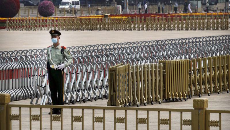 """Trung Quốc mập mờ về chi phí """"duy trì ổn định"""" khiến các nước phương Tây lo ngại."""