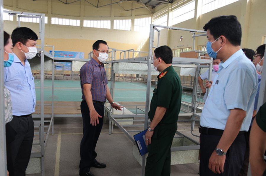 Quảng Ninh, Lào Cai khẩn trương chuẩn bị đón người trở về từ nước ngoài - Ảnh 1