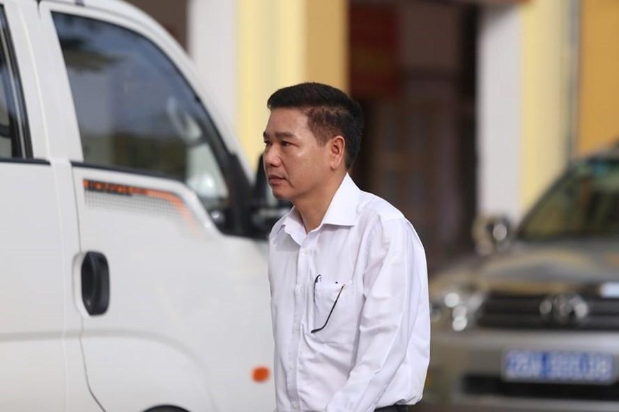 Bị cáo Trần Xuân Yến tại phiên tòa sơ thẩm ngày 15/10/2019. (Ảnh qua laodong)
