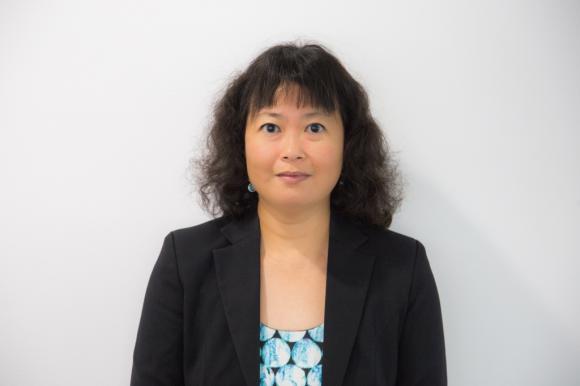 Bà Lynette Moey Yu Lin, Tổng giám đốc công ty Bayer Việt Nam.