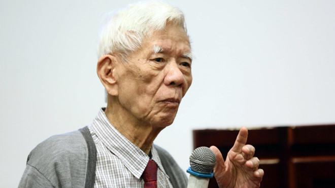 Nguyên phó trưởng Ban Tổ chức trung ương Nguyễn Đình Hương qua đời, hưởng thọ 90 tuổi - Ảnh 1