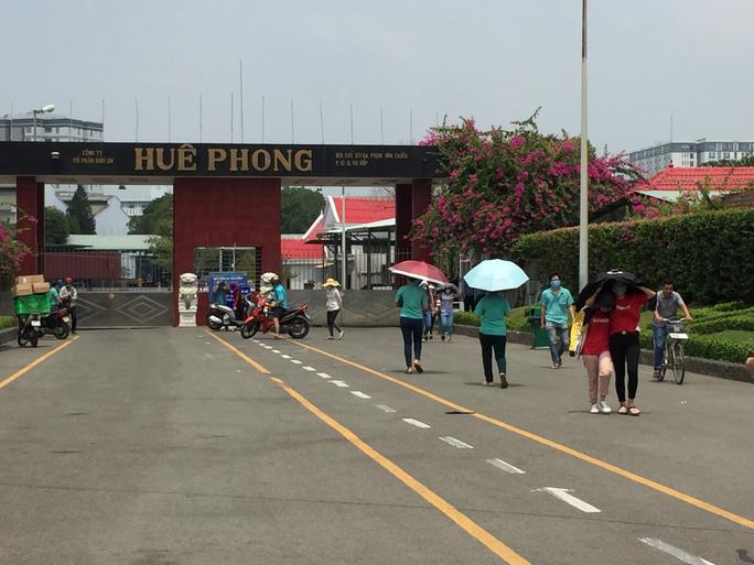 Công ty Huê Phong sẽ chuyển cơ sở về Trà Vinh vì ảnh hưởng của đại dịch viêm phổi Vũ Hán. (Ảnh qua tuoitre)