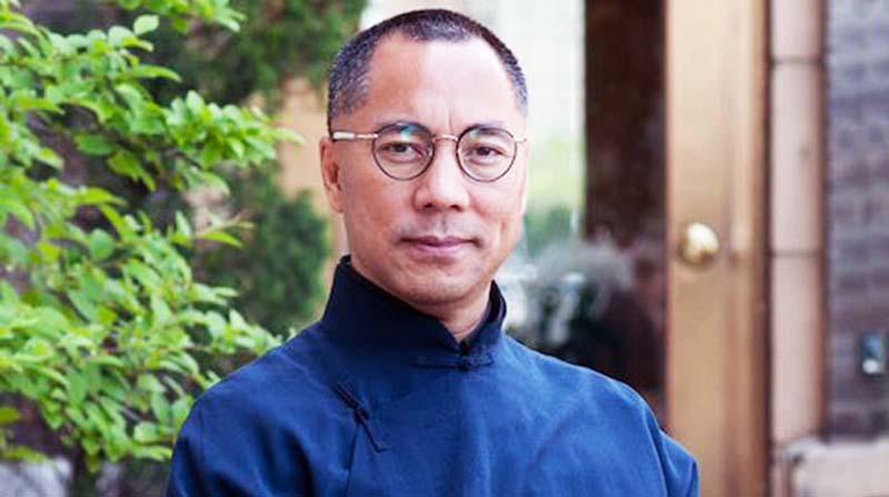 Tỷ phú người Trung Quốc sống ở Hoa Kỳ, ông Quách Văn Quý.