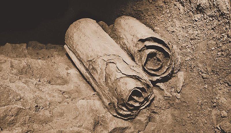 """""""Các cuộn sách Biển Chết"""" xác thực những lời tiên tri của Thần."""