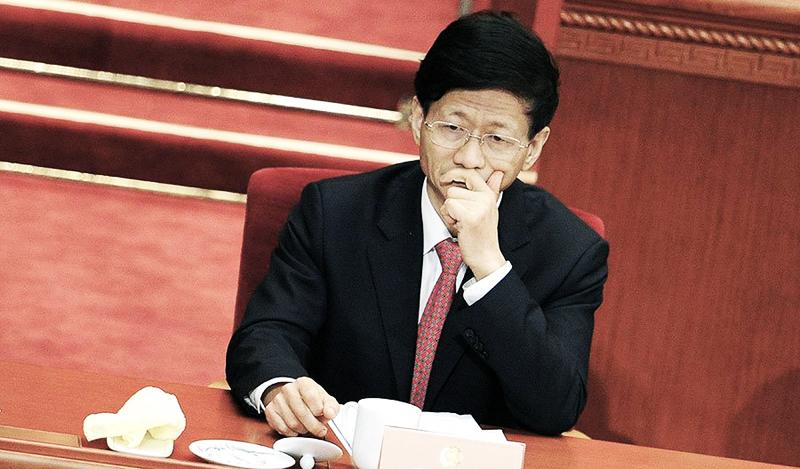 Có tin đồn Mạnh Kiến Trụ, cựu Bí thư Ủy ban Chính trị Pháp luật Trung ương, Ủy viên Bộ Chính trị đã bị bắt giữ.