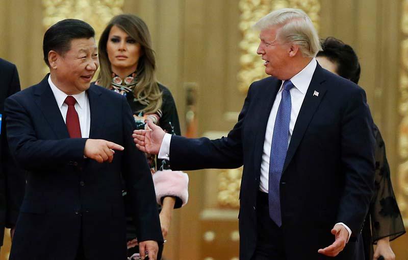 TT Trump cảnh báo hủy thỏa thuận thương mại nếu Trung Quốc không mua 200 tỷ đô hàng Mỹ