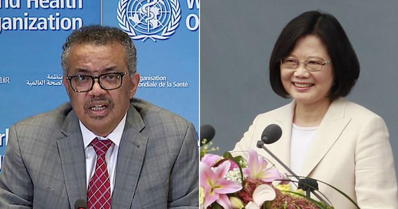 WHO ngăn Đài Loan tham gia hội nghị chia sẻ về thành công trong công tác phòng dịch Vũ Hán